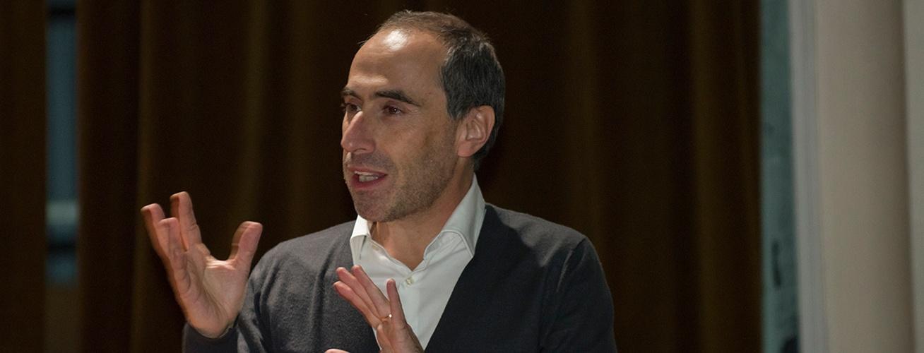 Conferencia de ópera, Jenufa / Juan Antonio Muñoz